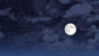 Comment la pleine lune influence notre sommeil