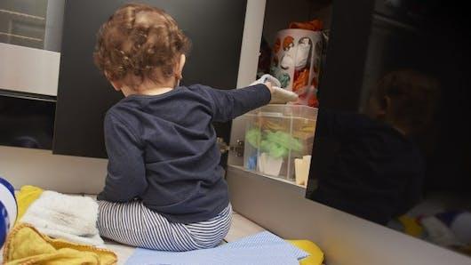Bébé: 3 objets à bannir de la maison