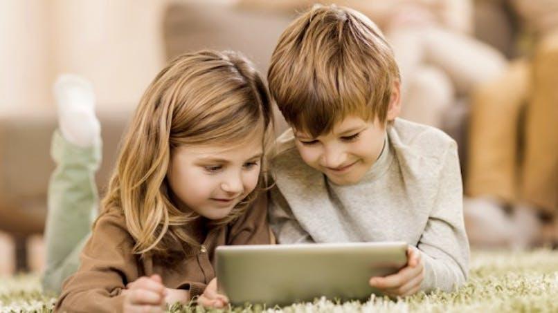 Ecrans: les recommandations des pédiatres pour bien les utiliser
