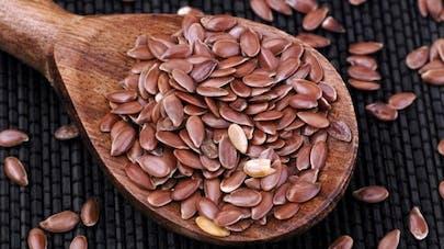 Tous les bienfaits santé des graines de lin
