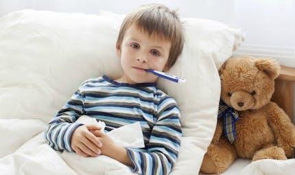 Antibiotiques: ils augmentent le risque d'allergie alimentaire chez l'enfant