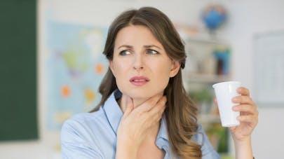 Prévenir une angine en 5 gestes