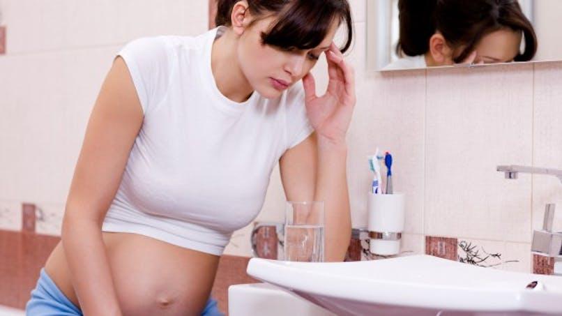 Grossesse: souffrir de nausée serait bon signe