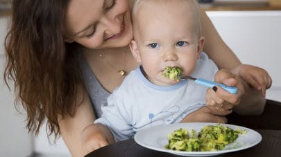 Alimentation des moins de 3 ans: il y a encore des contaminants à surveiller