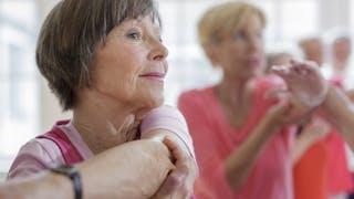 L'activité sportive, une pratique anti-âge d'après les seniors