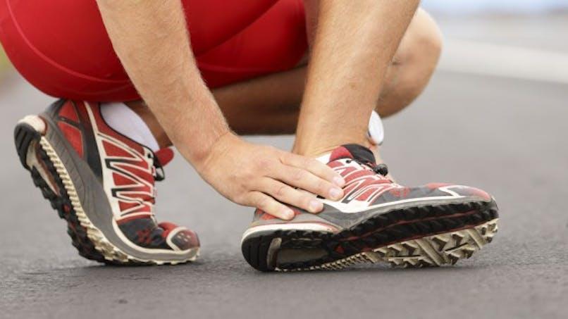 Sport: 5 réflexes pour prévenir l'entorse à la cheville