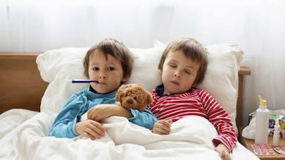 Grippe: les enfants plus touchés que les personnes âgées en 2015