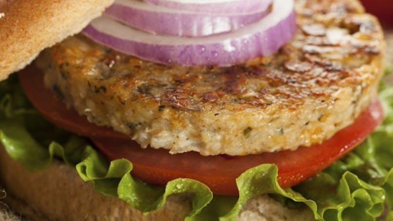 Hamburger végétarien: 3 recettes