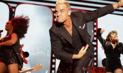 Arthrite: Robbie Williams touché lui aussi