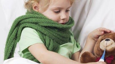 Votre enfant a de la fièvre? Suivez les recommandations de la Haute autorité de santé