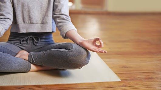 La méditation soulage le mal de dos