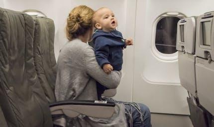 Blessures en avion: les moins de deux ans sont les plus touchés