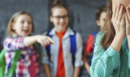 Harcèlement scolaire: 12% des élèves du primaire touchés