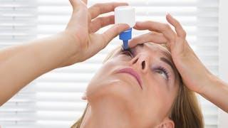 Comment soigner le syndrome de l'œil sec?