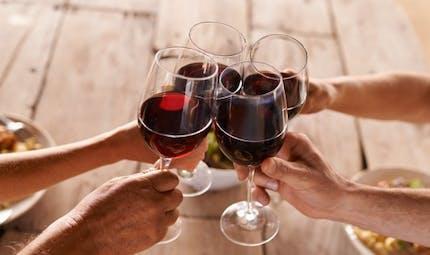Comment éviter les effets de l'abus de vin rouge