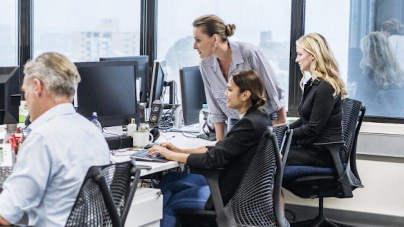 Comment l'open space influence la productivité
