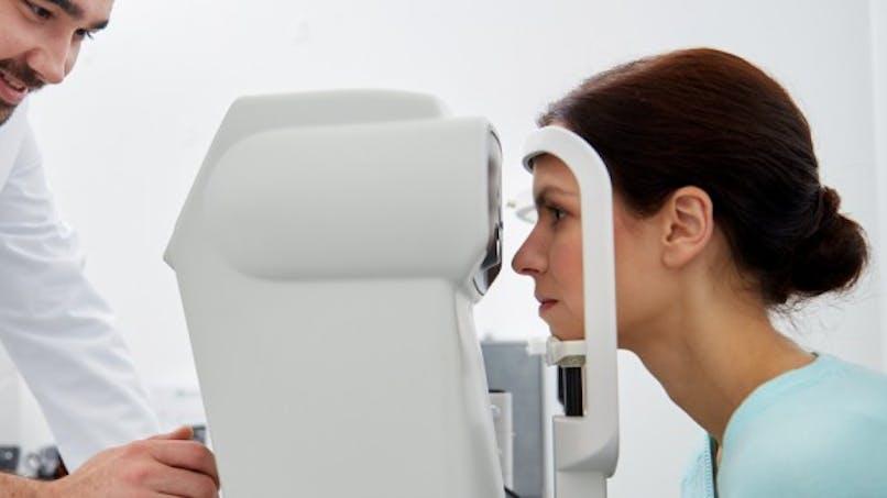 Orthoptiste: il va pouvoir réaliser un bilan visuel