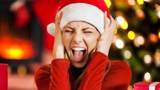 4 signes que la période des fêtes vous stresse un peu trop