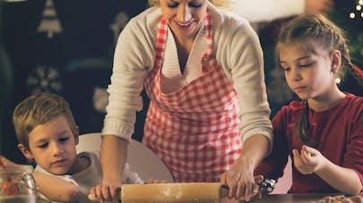 Faire de la pâtisserie, c'est bon pour le moral
