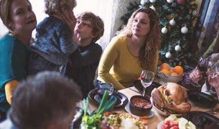 Organiser un repas de famille sans stress
