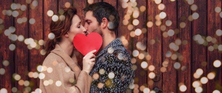 Lesbienne valentines jour sexe