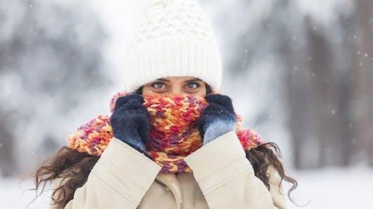 Comment le froid aide à brûler des calories