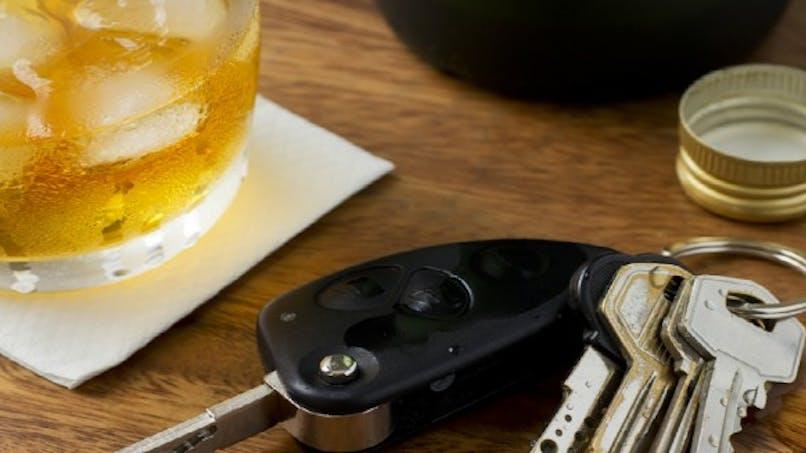 Alcool et conduite: trop peu de Français ont prévu des dispositions pour le Nouvel An