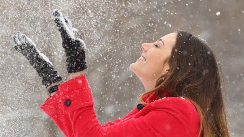 4 façons dont la neige fait du bien à la santé