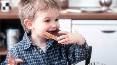 Pour un goûter enfant équilibré, que faut-il manger?