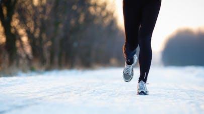 Vague de froid: les précautions à prendre pour la course à pied