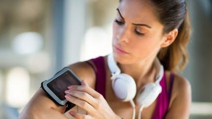 Sport: comment le smartphone peut gâcher notre entraînement