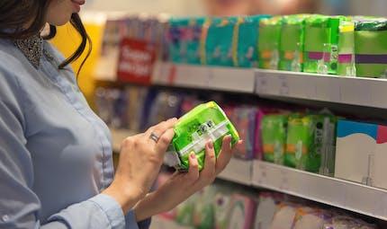 La composition des tampons Tampax bientôt indiquée sur les emballages