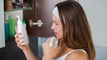 Six sprays pour le lavage de nez