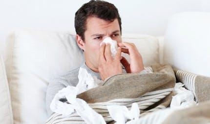 Grippe: l'épidémie se poursuit sur l'ensemble du territoire