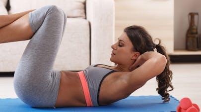 Pourquoi travailler les abdominaux ne rend pas le ventre plat?