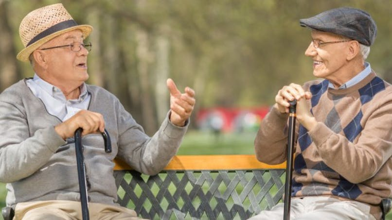 Les conseils anti-solitude d'un Britannique de 90 ans