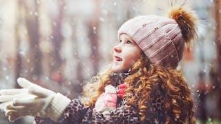 Froid: comment prendre soin de la peau de votre enfant