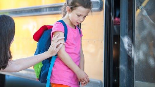 Enfant: les solutions pour diminuer l'angoisse de la séparation