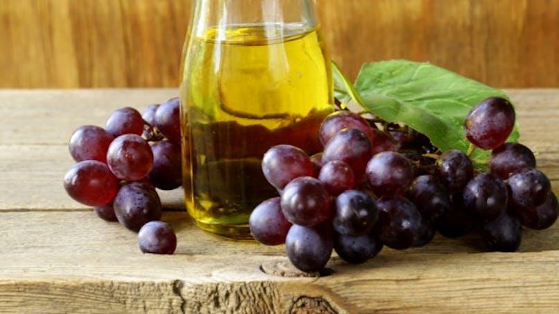 4 bonnes raisons de tester l'huile de pépins de raisin