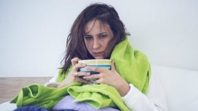 Grippe: la diminution de l'activité se poursuit, premier bilan de l'épidémie