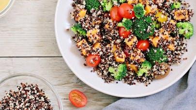 Le quinoa, ses bienfaits santé, sa cuisson
