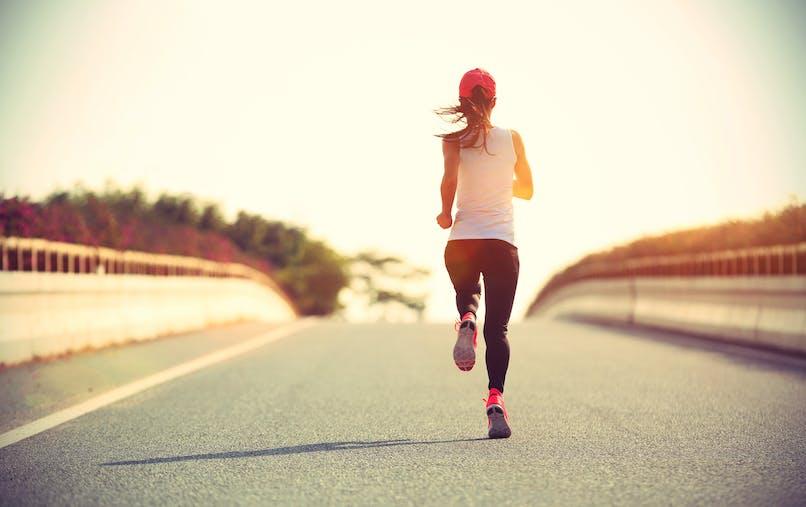 Les coureuses de marathon aussi ont de la cellulite