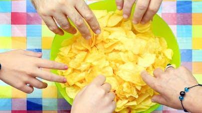 Quels sont les aliments les plus addictifs dans nos placards?