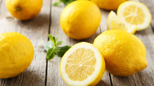 Le citron, un aliment détox et anti-âge