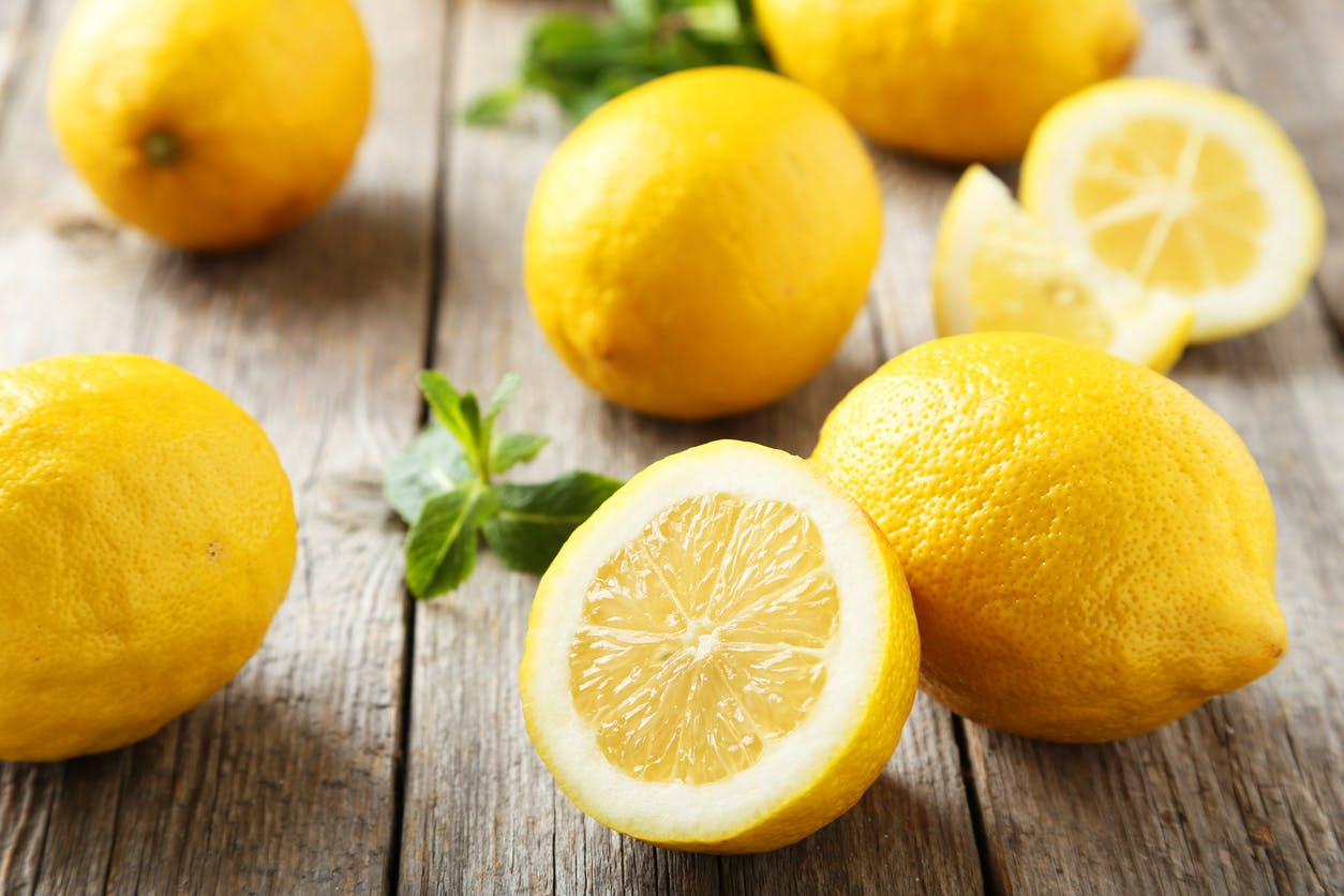 Lemon, a detox and anti-aging food |  Health Magazine