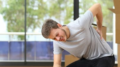 Mal de dos: les astuces pour éviter la douleur
