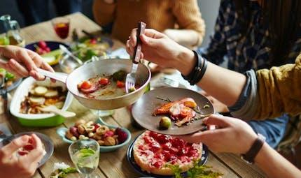 Pour se protéger de l'obésité, la manière dont on mange a son importance
