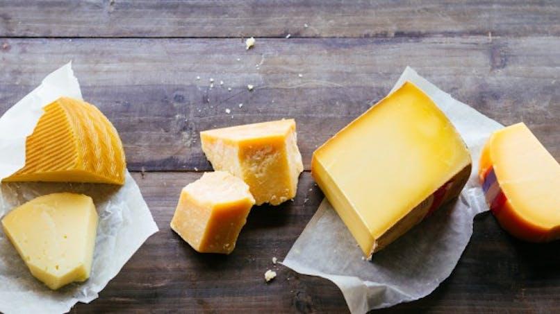 Quels fromages choisir lorsqu'on est intolérant au lactose?