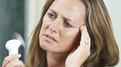 Ménopause: les bouffées de chaleur augmentent les risques cardiaques