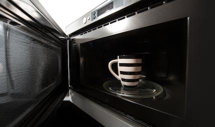 Le thé au micro-ondes c'est meilleur pour la santé!